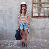 Street Style Striped Outfits