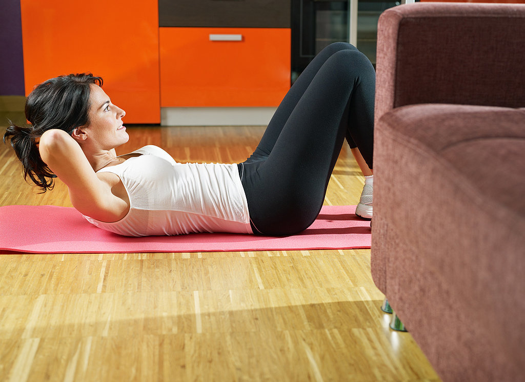 Press Play and Move! Sweat With a 4-Part Video Plan