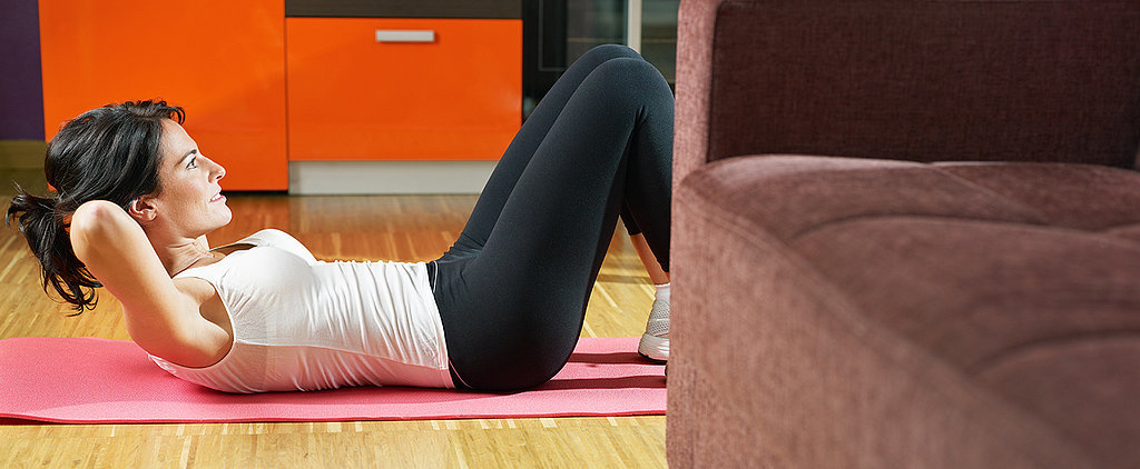 Press Play and Move! Sweat With a Four-Part Video Plan