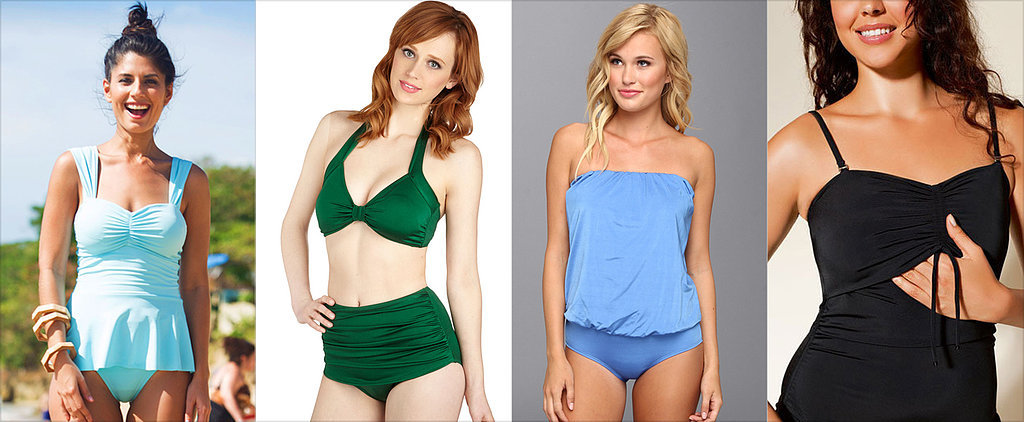 Beach-Blanket Mama: The Best Bathing Suits For New Moms
