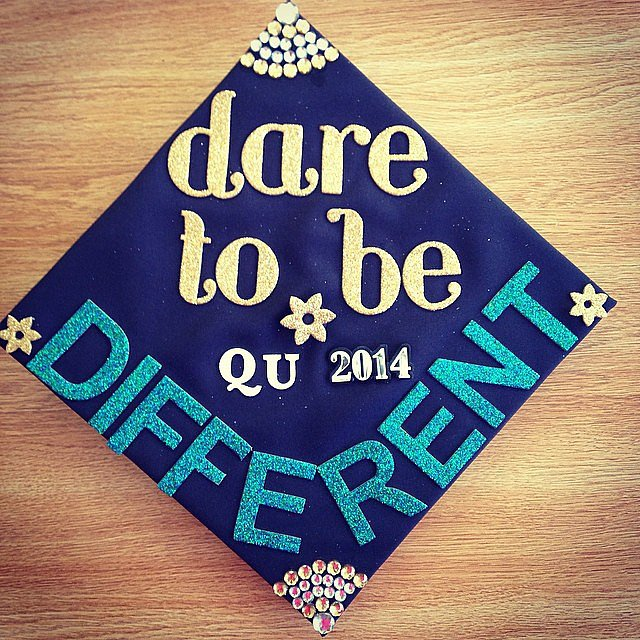 Being different is cool. Source: Instagram user kristin_525
