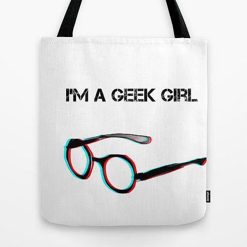 I'm a Geek Girl