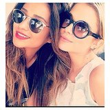 Ashley Benson and Shay Mitchell took a weekend trip together. Source: Instagram user itsashbenzo