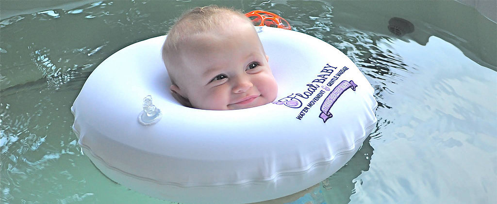 Baby Spas (Yes, You Read That Correctly) Give Tots Some Much-Needed R&R