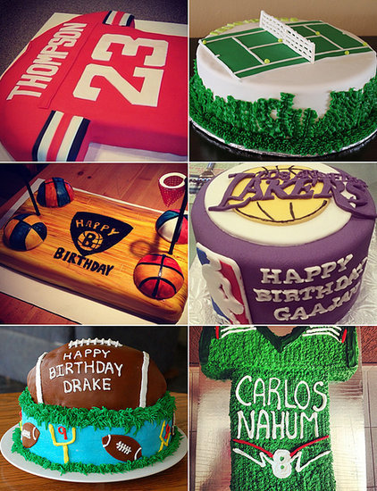25 Sports Cakes That'll Hit a Home Run With Your Kids