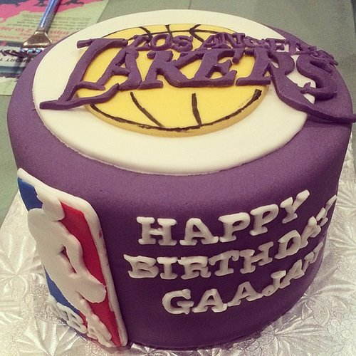 Lakers Love