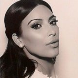 Pictures of Kim Kardashian Wedding Beauty, Hair and Makeup