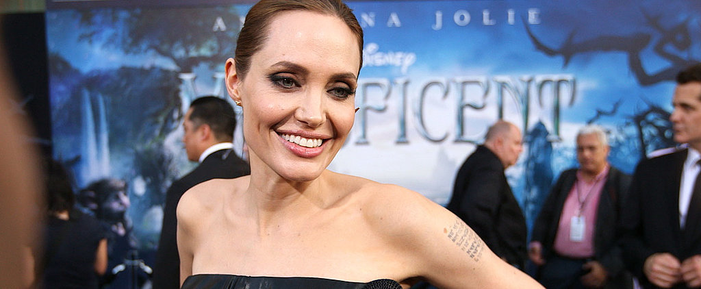 "Angelina Jolie: How I Learned ""Not to Take Myself Too Seriously"""