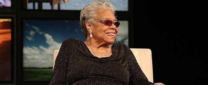 Maya Angelou on the Best Advice She Ever Gave and Received