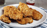 Lunch and Dinner: Almond Chicken Fingers
