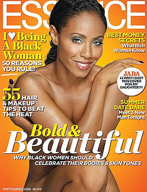 Jada Pinkett Smith For Essence, July 2006