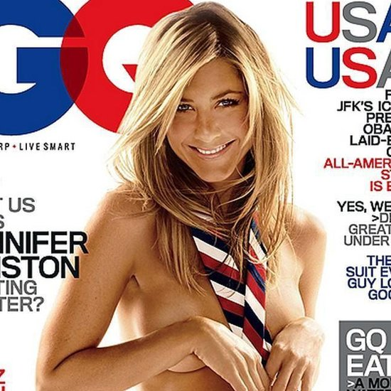 Celebrities Nude on Magazine Covers | Pictures