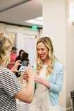 Darah Gabrielle of Pacific Avenue Blog was one of the design challenge contestants. Photo by Ettevy Photography