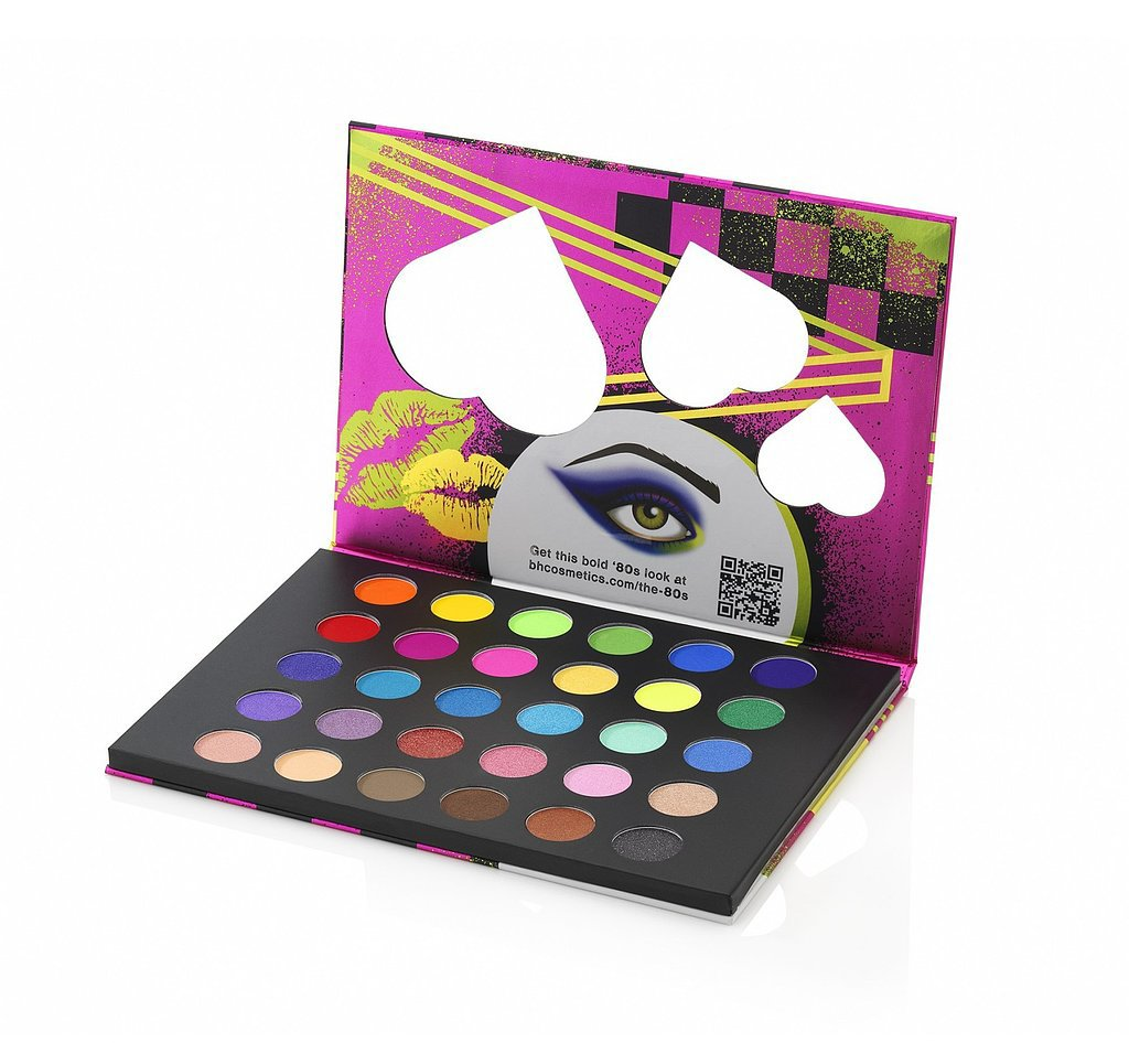 BH Cosmetics Eyes on the '80s Eyeshadow Palette