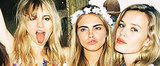 Cara Delevingne Reprises Her Maid of Honor Role in Morocco
