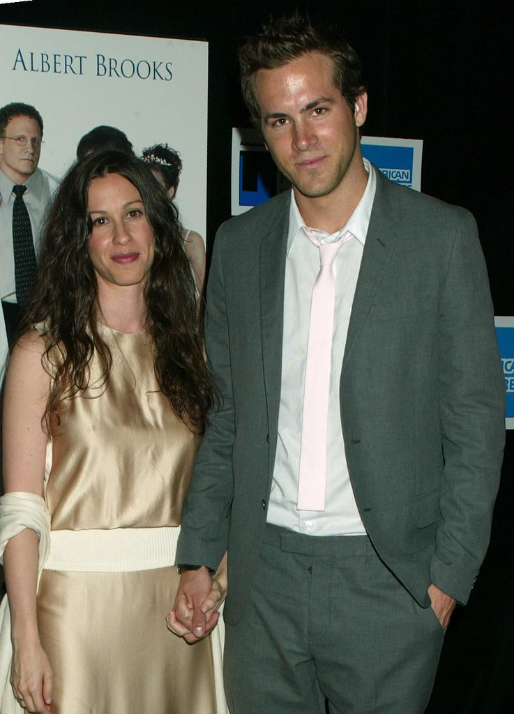 When He and Then-Girlfriend Alanis Morissette Went to the Tribeca Film Festival