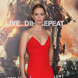 Emily Blunt Hot Outfits Edge of Tomorrow | Video