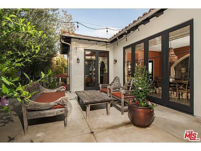 Another look at the adjoining patio. Source: Coldwell Banker