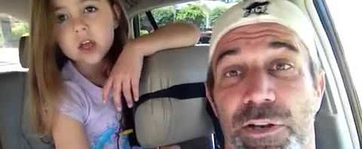 "Watch This Dad Make His Daughter's Day With One ""Dorky"" Frozen Duet"