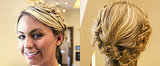 DIY Messy-Chic Milkmaid Braids This Weekend