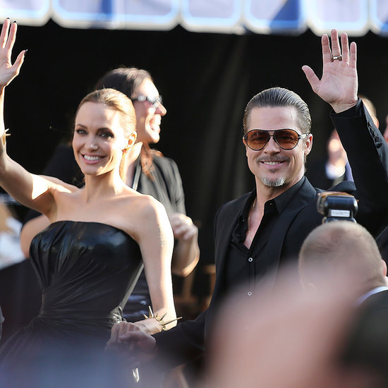 Brad Pitt Attacked by Vitalii Sediuk Maleficent LA Premiere