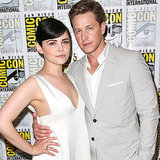 Ginnifer Goodwin Josh Dallas Welcome First Child Baby Boy
