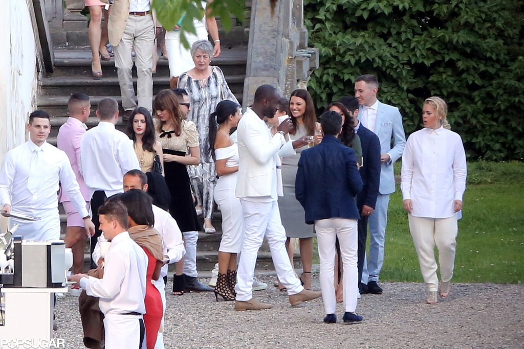 Kim and Kanye Show Silly and Sweet PDA on Their Honeymoon