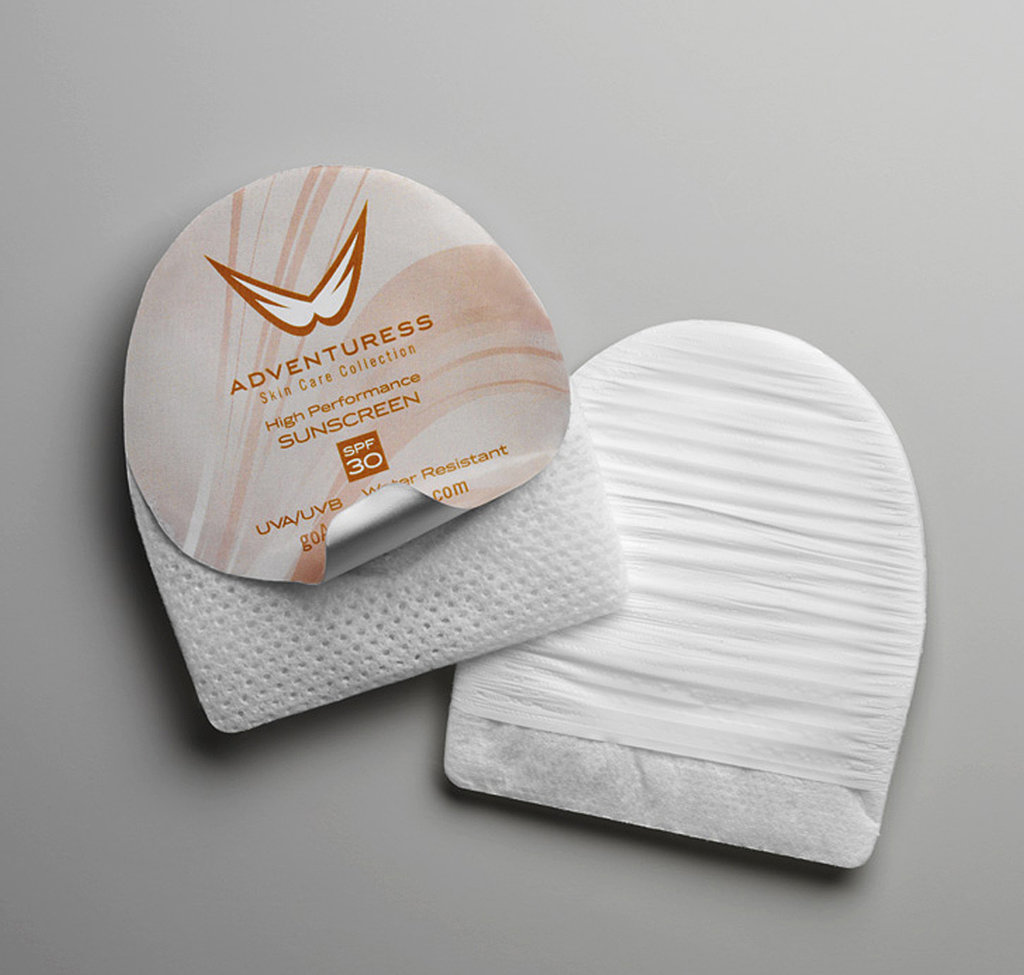 Adventuress Sunscreen Wipes