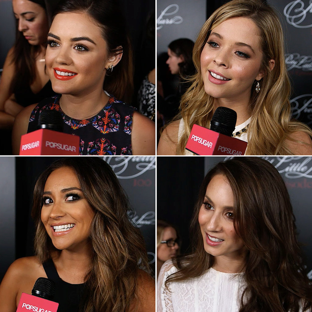 The Pretty Little Liars Spill Season 5 Secrets