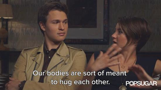 This Mutual Understanding About Hugs