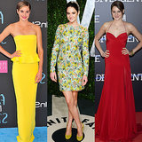 There Is Zero Fault in Shailene Woodley's Red Carpet Résumé