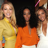 Blake Lively and Beyonce at Chime For Change Event
