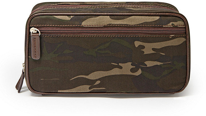 Fossil Camo Travel Kit