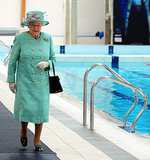 Least: When She Walked on a Pool Deck