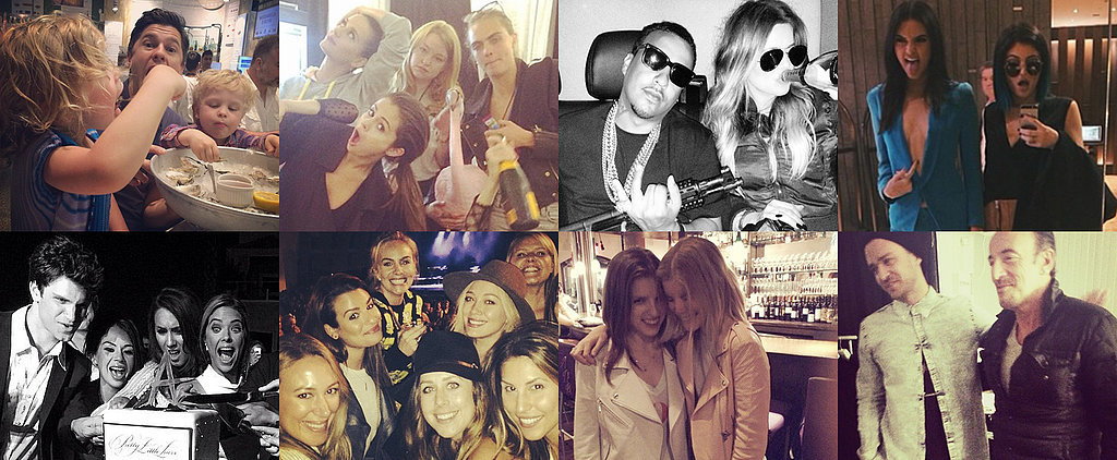 It's All About Silly Group Fun in This Week's Cutest Celebrity Candids