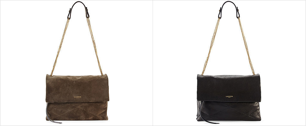 Lanvin's After Our Hearts With This Sweet New Bag