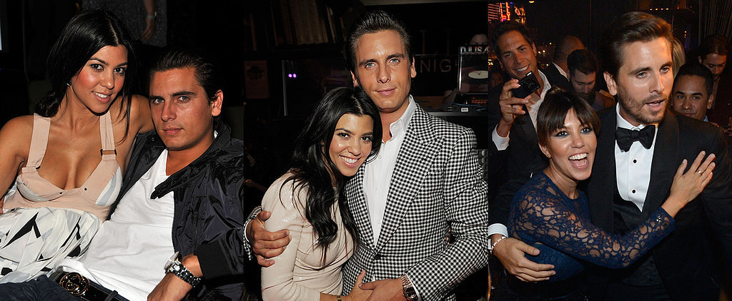 Kourtney and Scott Have Come a Long Way