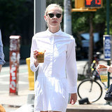 Jaime King Helps Us Find the Perfect Summer Shirtdress