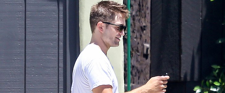 Robert Pattinson Is Looking Hotter Than Ever