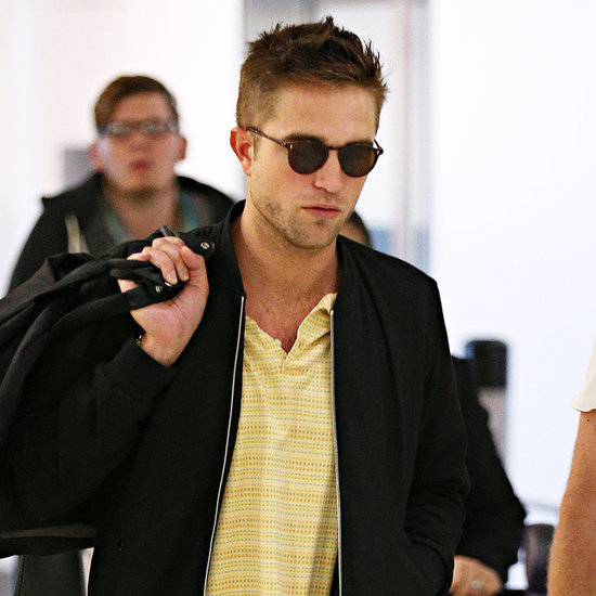 Robert Pattinson Pictures in Sydney June 2014