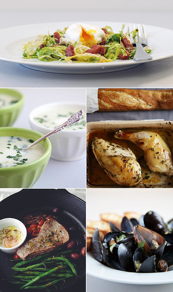 6 Fabulously Fast French Dinners to Make This Week