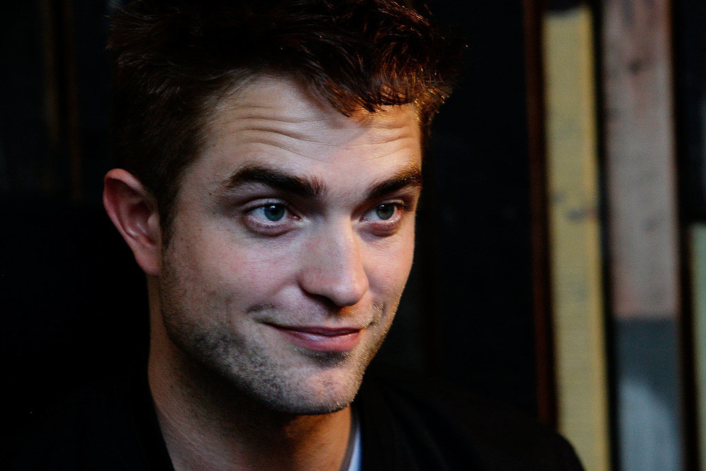 Are You Ready to Start Crushing on Robert Pattinson Again?