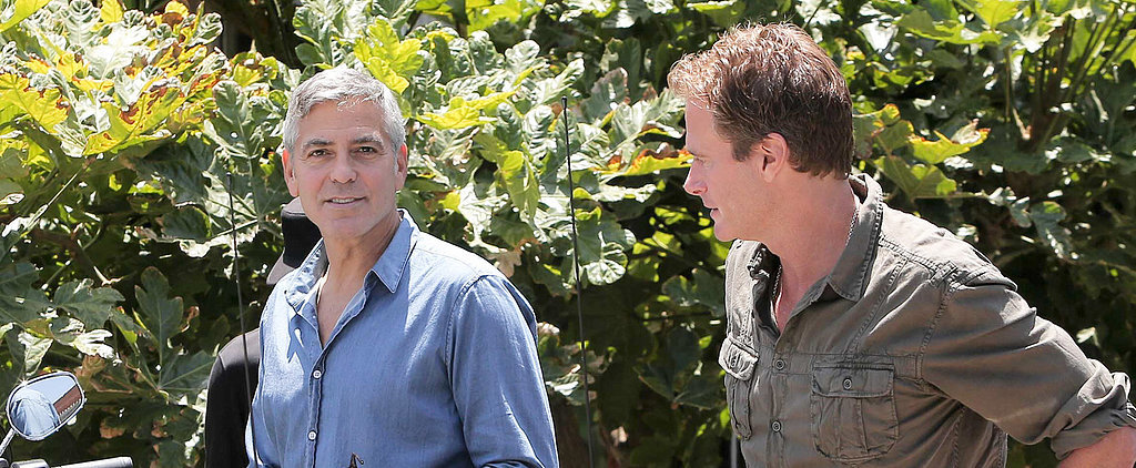 George Clooney Won't Let Wedding Rumors Get Him Down