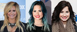Demi Lovato's Hair Color History Is Like a Crayola Crayon Rainbow