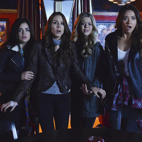 "Are You ""A"" on Pretty Little Liars Quiz"