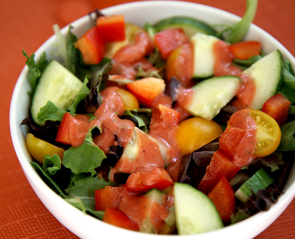 Strawberry Balsamic Vinaigrette Salad