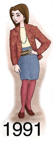 Belle, 1991