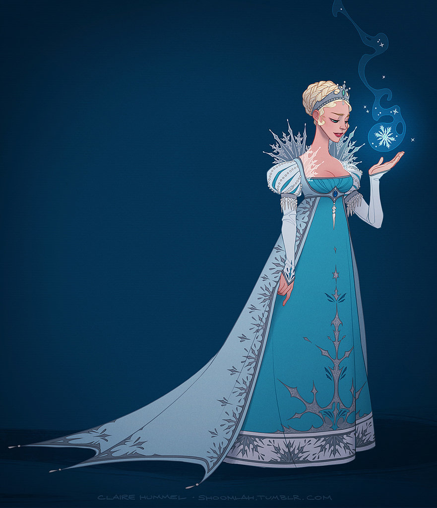 Historical Elsa