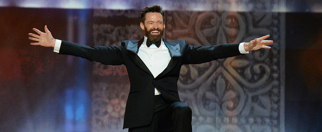 Hugh Jackman Hopped Through His Entire Opening Number at the Tonys