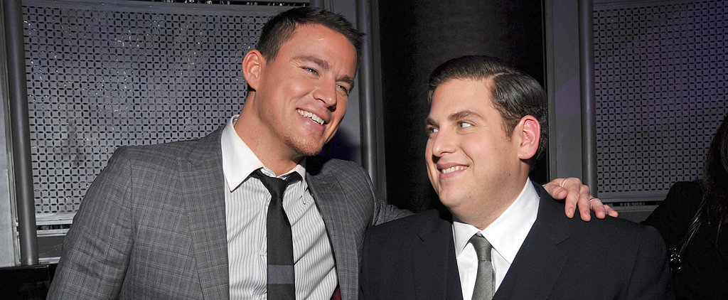 You Won't Believe What Jonah Hill Has to Do to Channing Tatum